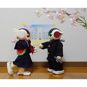 「ロビと一緒」写真コンテスト結果発表!